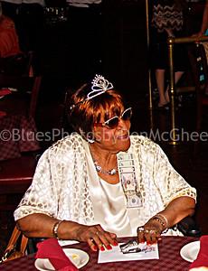 Alberta Adams at 95th birthday party Dylan's Raw Bar 2012