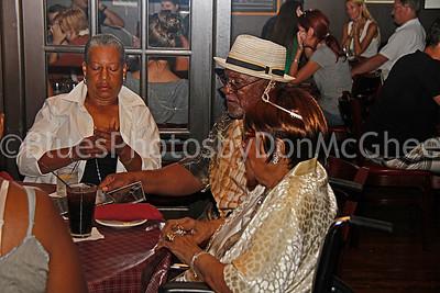 Alberta Adam's 94th birthday party Dylans Raw Bar 2011