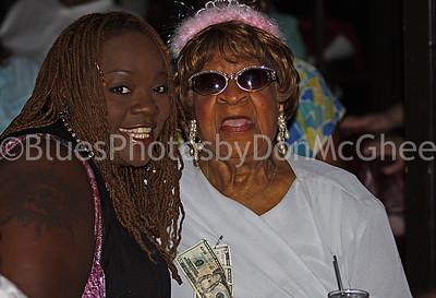 Thornetta Davis, Alberta Adams Alberta's 93rd birthday Party 2010