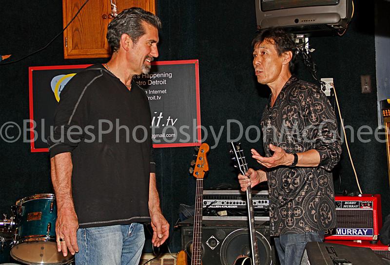 Rick Stel, Bobby Murray