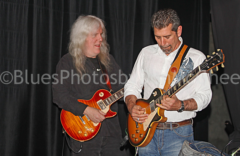 Howard Glazer, Rick Stel