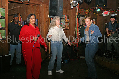"""Sweet Claudette""and Attic dancers 2005"
