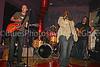 """Brett Lucas, Terry """"Thunder"""" Hughley, Thornetta Davis, Chuck Bartels<br /> Buzz Bar Detroit 2006"""