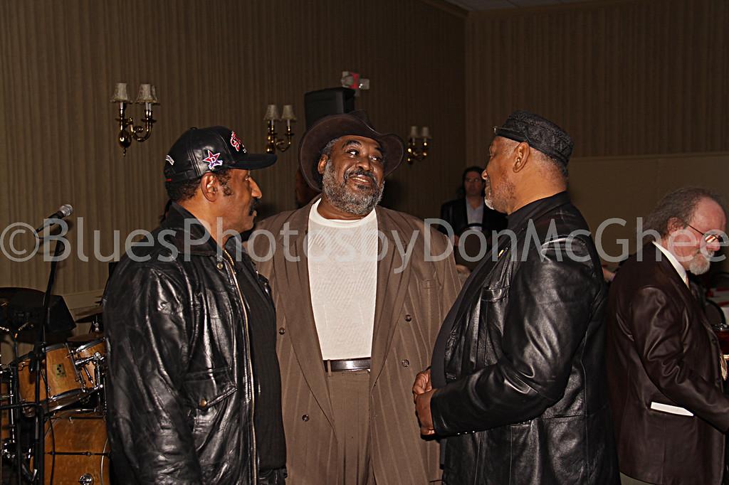 Mack Rice's 75th birthday party 2008