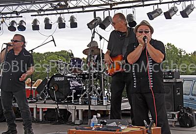 Cowpie Blues Festival  Alaska MI 2012