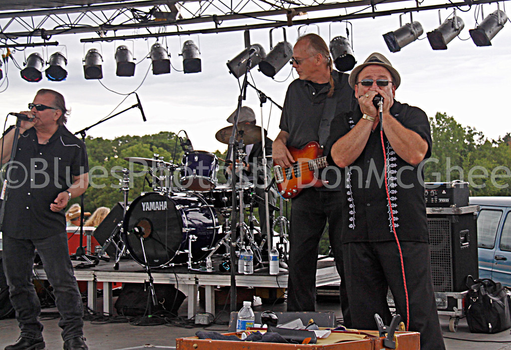 Cowpie Blues Festival <br /> Alaska MI 2012