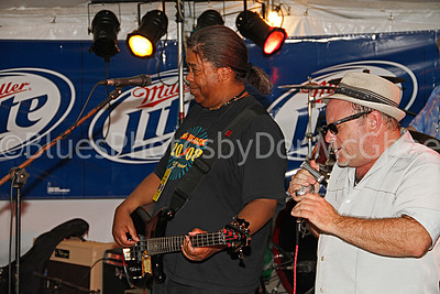 Blues on the Beach Festival Caseville 2012