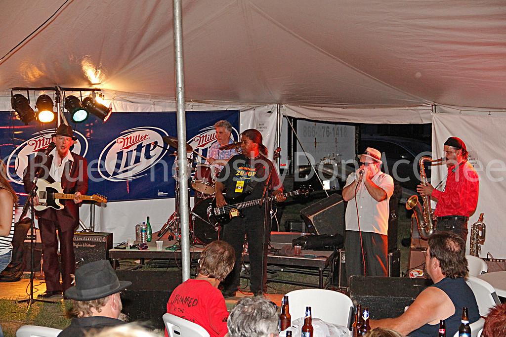 Blues on the Beach Festival<br /> Caseville 2012