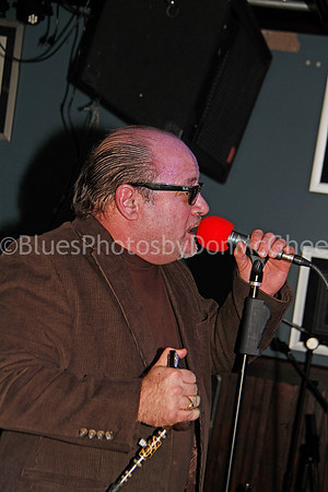Detroit Blues Society Jam Freddy's Bar Clinton Twp 2012