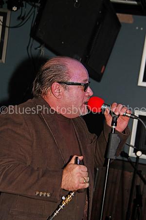 Detroit Blues Society Jam Freddy's Bar Clinton Twp 2012