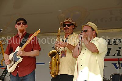 Moe's Motyka Rock'n Blues Fest VFW Bruce Post; St Clair Shores 2012