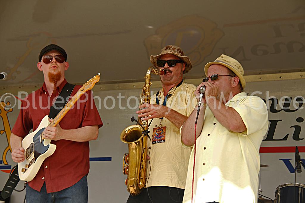 Moe's Motyka Rock'n Blues Fest<br /> VFW Bruce Post; St Clair Shores 2012