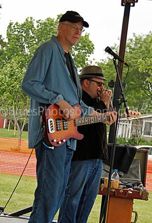Frankie Lee, Wailin' Dale  The Alligators www.thealligators.com/Welcome.html  Jackson Blues Festival  2015
