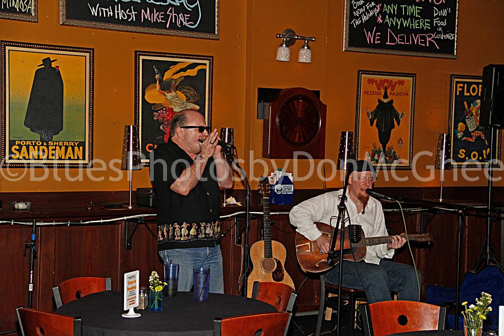 Dino's Lounge Ferndale 2012