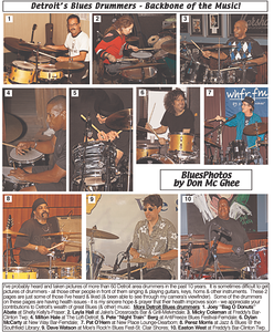 August 2013 Detroit Blues Drummers - Backbone of the Music! (2)