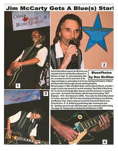 November 2010 Jim McCarty Gets A Blue Star!