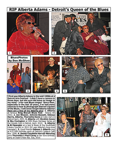 February 2015 RIP Alberta Adams - Detroit's Queen of the Blues [1]