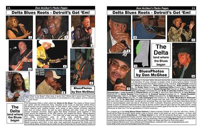 October 2014 Delta Blues Roots - Detroit's Got 'Em!