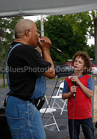 "Harmonica Shah, ""Mighty Michael"" Mendelson"
