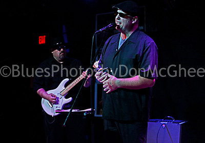 Chris Putt, Eric Kronner - Blues in the D band