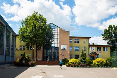 Gimnazjum w Mszczonowie ©Agata Katafiasz-Matysiak