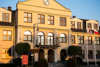 Urząd Miasta Mszczonów ©Agata Katafiasz-Matysiak