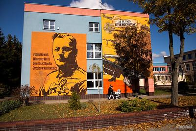 Szkoła Podstawowa Mszczonów ©Agata Katafiasz-Matysiak