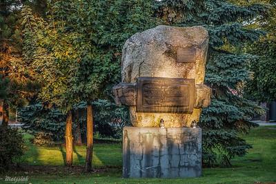 Ofiarom hitleryzmu Mszczonowianie