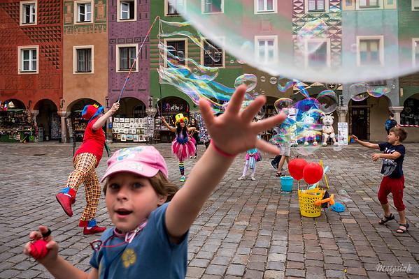 Bańki na Starym Rynku