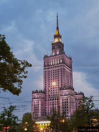 Warszawa, PKiN