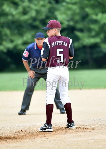 Mifflin Diamond Team VS Oley 2015