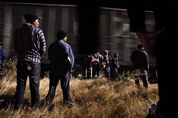 Migraciones México-Centroamérica