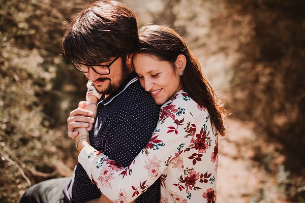 Miguel y Laura