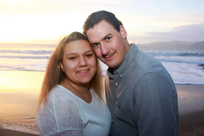 Mikaela and Joe
