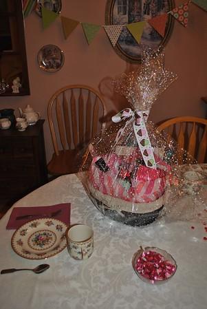 Mikaela's 2015 Birthday