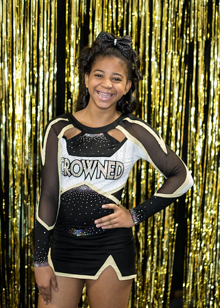 Mikayla- Crowned Elite Solid Gold