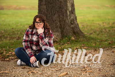 Mikayla Duffel Fall Senior Session (15)