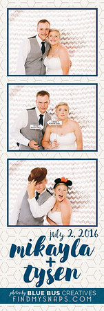 Snapping photos at Mikayla + Tysen's wedding! Know someone in this photo? Head over and like our Facebook page to tag and share!  Love this photo? Visit findmysnaps.com/Mikayla-tysen to order prints, canvases and more!  Looking to have an awesome photo booth at your next event? Head to bluebuscreatives.com for more info.