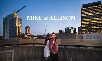 Mike & Allison