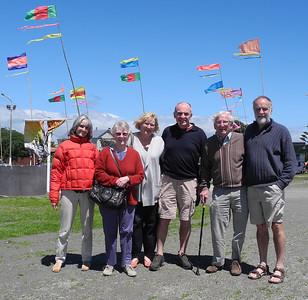 South Island trip with Mike & Brenda Davis Jan  23 - 28 2014