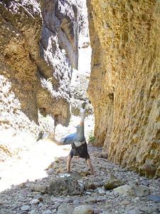 Mike Diamond - Box Canyon, Maple Canyon, Utah