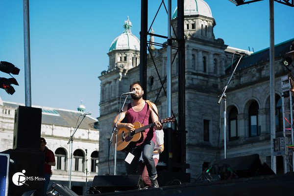 Mike Edel  | BC Legislature Grounds | Victoria BC