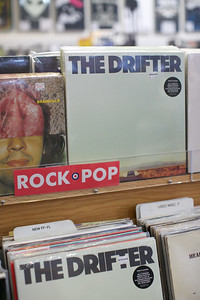 The Drifter record release at Waterloo Records