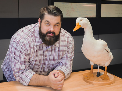 Mike - Aflac Duck