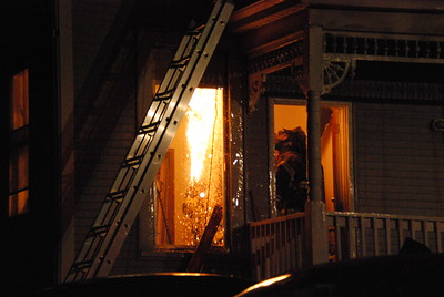 2 Alarm House Fire - 21 Cook Ave. Meriden, CT - 12/23/18