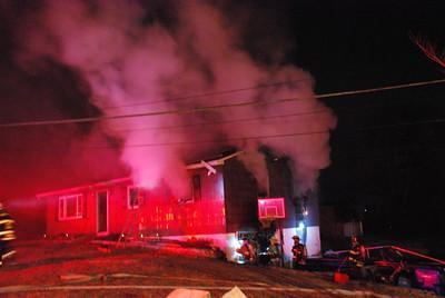 2 Alarm Dwelling Fire - 40 Side Hill Road, South Meriden, CT - 2/11/19