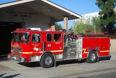 California Apparatus Shoot - Numerous Departments - 11/1016-11/15/16