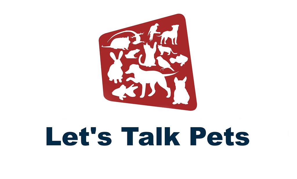 lets talk pets logo
