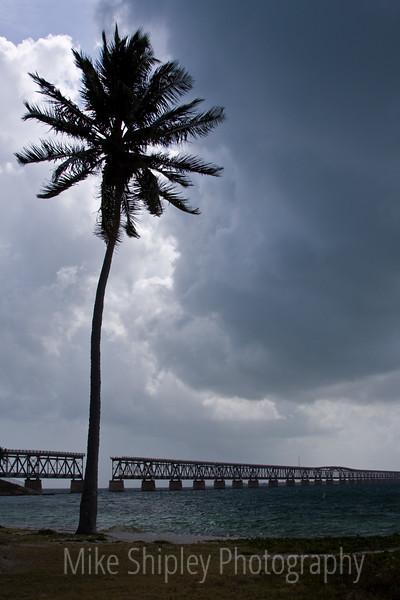 Stormy Over Bahia Honda, Bahia Honda Key, FK