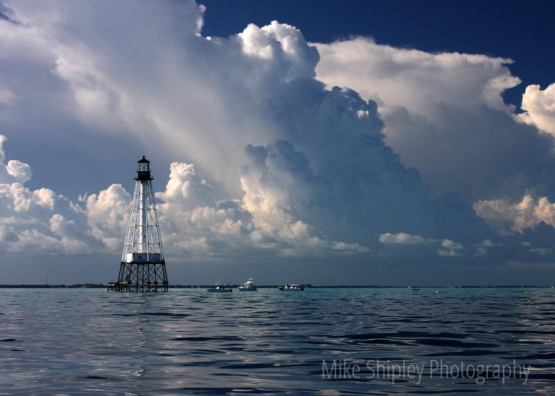 Alligator Lighthouse, Off Islamorada, FK